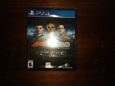 F1 2018 PS4 Playstation 4 US Version Brand New Sealed