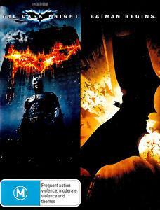 The Dark Knight Rises - Rare DVD Aus Stock -DISC LIKE NEW