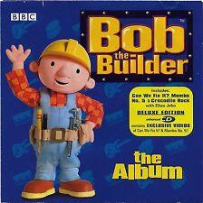 Bob the Builder: The Album [Bonus Tracks] by Bob the Builder CD May-2002