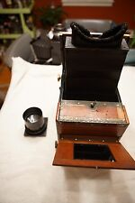 Graflex Press 5x7 SLR w/ Dallmeyer Pentac 8in f2.9 Large Format