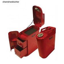 Truck Box Tool Storage Chest Portable Steel Key Lock Cabinet Garage Toolbox Car