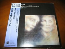 Steve Hackett / Metamorpheus JAPAN MINI LP *Y