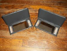 95-04 S10 TRUCK CHEVY BLAZER GMC JIMMY DELUXE SUN VISOR REPLACEMENT MIRRORS 98