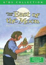 Stories From East of the Moon (DVD) NEW, Kids Monty Python witches dragons tales
