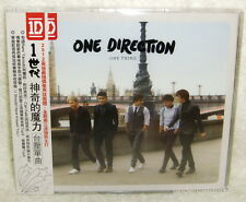 One Direction One Thing Taiwan CD w/OBI (I Should Have Kissed You)