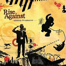 """Rise Against """"Appeal To Reason"""" (CD, 2008) Excellent Condition!"""