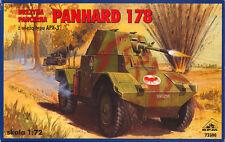 PANHARD 178 AVEC APX TOURELLE (FRANCAISE DECORATION) 1/72 RPM RARE!