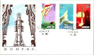 C48-4807, CHINA T108, SPACE FLIGHT, FDC,
