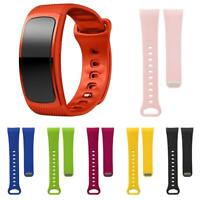 Silicone Watch Band Bracelet Strap Replacement for Samsung Gear Fit2 SM-R360