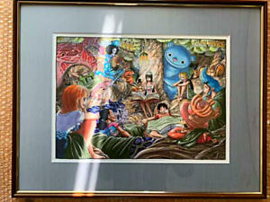 ONE PIECE Original Copy Art from Japan free shipping
