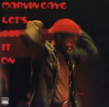 Marvin Gaye LET'S GET IT ON Gatefold TAMLA MOTOWN New Sealed COLORED VINYL LP