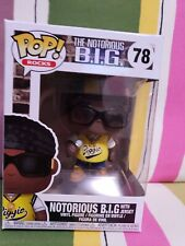 Funko Pop! Rocks The Notorious B.I.G. With Jersey #78
