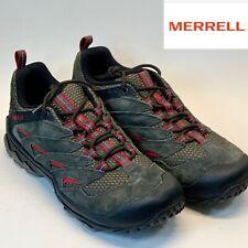 MERRELL MEN'S CHAMELEON 7 Limit Hiking Boot, Beluga, 9 Medium US