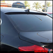 Rear Roof Spoiler Window Wing (Fits: Hyundai Genesis 2009-14 4dr) SpoilerKing