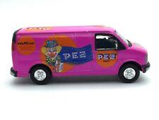 Johnny Lightning True Grit PEZ Candy 2000 GMC 2500 Delivery Van Die Cast 1/64
