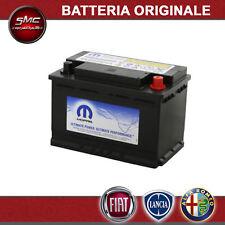 BATTERIA ORIGINALE FIAT LANCIA ALFA ROMEO 12V 70AH 450A POSITIVO DX 71751146