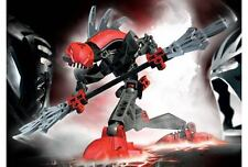 LEGO SET 8592 - BIONICLE TURAHK COMPLETE WITH KRAATA (Rahkshi Series)