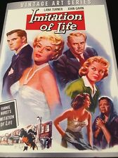 Imitation of Life (DVD) Vintage Art Series FAST SHIPPING Slip Cover NEW
