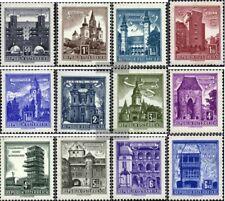 Österreich 1044-1055 (kompl.Ausg.) postfrisch 1958 Bauwerke