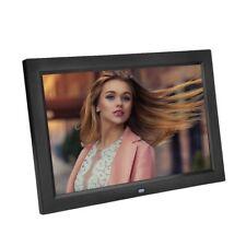 "7"" HD Digital Photo Frame with Alarm Clock Multimedia Playback MP3 MP4 Player"