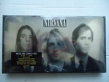 cd box NIRVANA (sealed) € 120