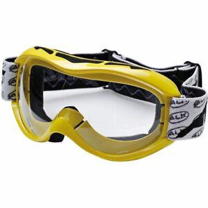Mask ALIKE Nofog Eyegoo Cross Yellow For KTM 65 Sxs 2013-2013