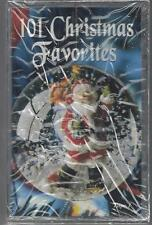 101 CHRISTMAS FAVORITES Jones Nelson Rich Bryant Franklin NEW 4-CASSETTE SET