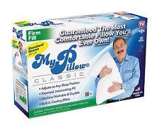 My Pillow As Seen On TV Standard/Queen Size Firm Fill Pillow Foam/Gel