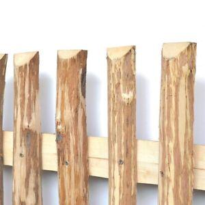 Zaunlatten Holz Haselnuss Zaun Latten Brett Staketen Zaun Kastanienzaun Garten