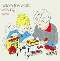 Girlpool - Before The World Was Big [CD]