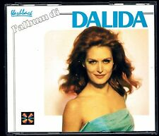 DALIDA L'ALBUM DI... BOX 2 CD FLASHBACK F.C.