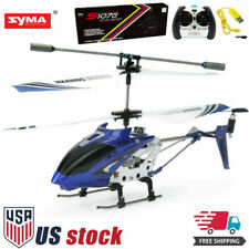 Syma S107G 3-Channel Mini Remote Control RC Helicopter 3.5CH Alloy Copter Gyro