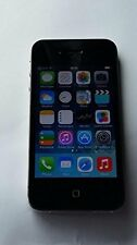 Apple iPhone 4 - 16 GB-Negro (Desbloqueado) Teléfono Inteligente
