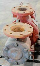 Armstrong Sg 65 Pump 3ph 5hp 175psi 230460v 13266a 1750rpm 300f Max