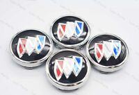4Pcs 60mm Car Wheel Center Hub Caps Badge Emblem Rim Dust Cover Logo for Buick