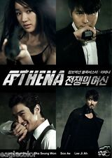 Athena: Goddess of War Korean Drama (5DVDs) Excellent English & Quality!