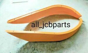 Jcb Parts - Rear Fender Left & Right Hand (Part No. 123/02469 & 123/02470)
