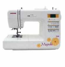 Janome Sewing Machine 30 Stitch Computerized 7330 with Bonus Value Kit New
