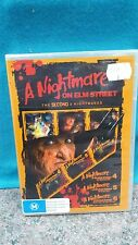 A Nightmare On Elm Street - The Second 3 Nightmares DVD