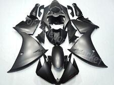 For YAMAHA YZF R1 2012 2013 2014 12 13 14 Matte Black Fairings Bodywork Kit New