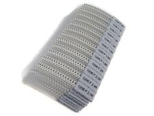 1206 SMD Resistor Kit 170 Value Total 4250 Pieces Surface mount