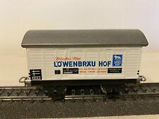 Marklin wagon 381 Lowenbrau Hof 00 Ho 1935 / 1985 0050