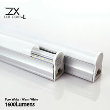ZX T5 30cm 5W 1600Lm Pure White Warm White 48 SMD 2835 LED Strip Tube Light AC22