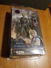 Neca Gears Of War 3 Anya Stroud Lancer Figure