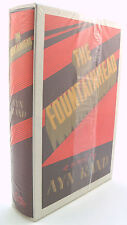 The Fountainhead by Ayn Rand - First Edition Library - FEL - NEW - SEALED