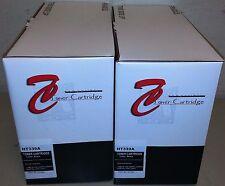 2PK lot of 2 Compatible Toner Cartridges 39A HT339A Q1339A for HP 4300 Printers