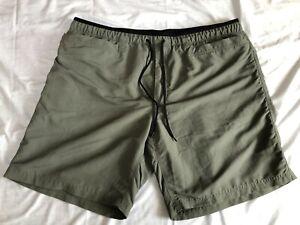 🔥 EUC Duluth Trading Co Adult XXL 2XL Nylon Swim Trunks Board Shorts 🔥