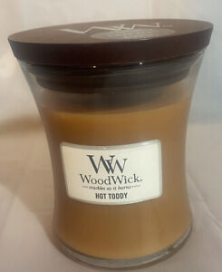 NEW - WoodWick Candle - Hot Toddy - 9.7oz