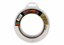 New Fox Trans Khaki Exocet Double Tapered Line 300m - Both Sizes - Carp Fishing