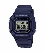 CASIO Digital w-218H-2AVEF W-218H-2A W-218